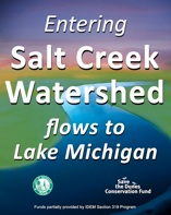 salt creek sign